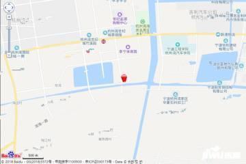 中南滨海壹号交通图-小柯网