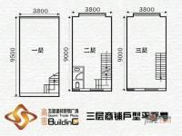 高密五金建材贸易广场户型